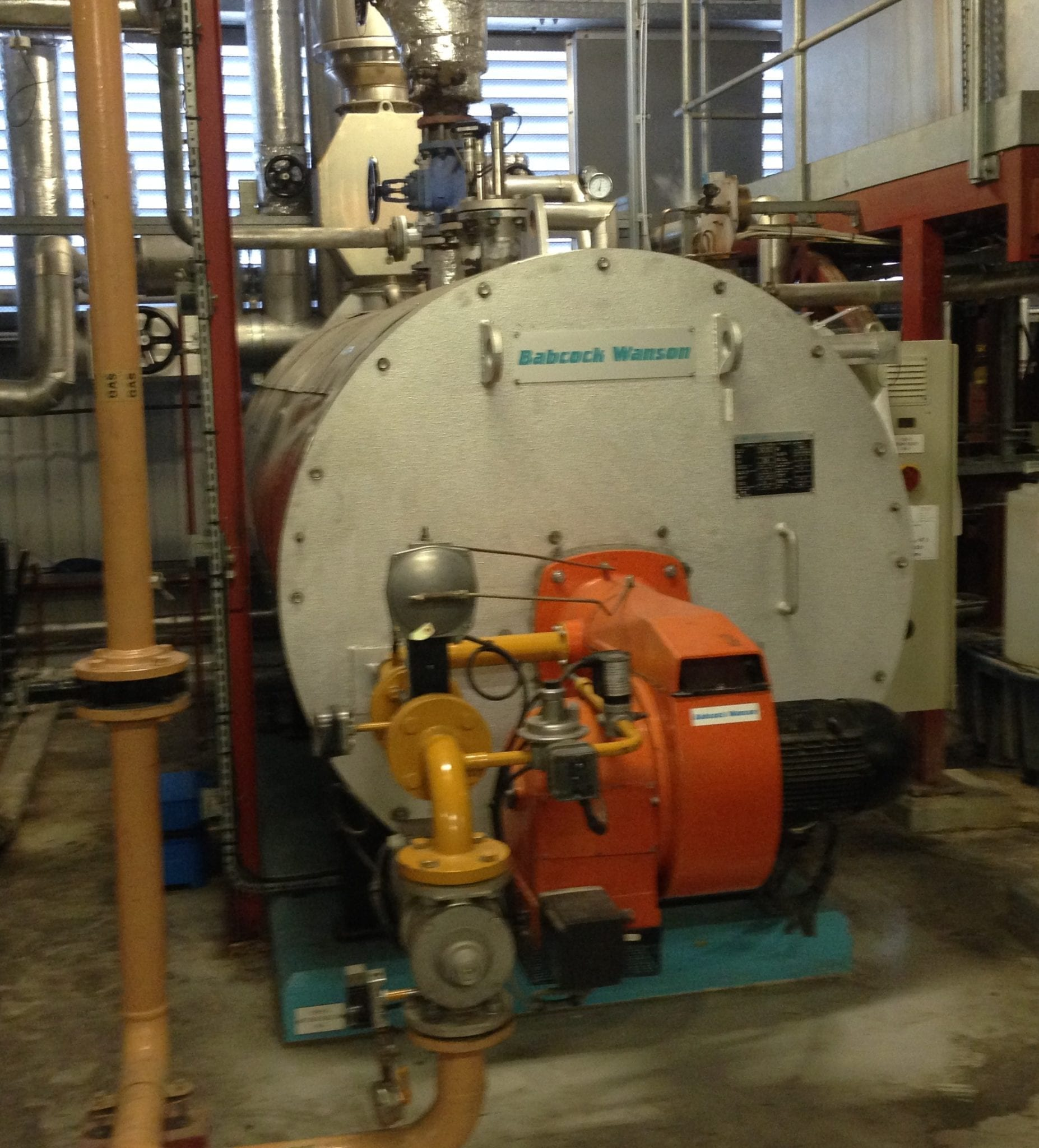 The Vital Importance of Good  Water Treatment for Steam  Boilers/Generators and Systems