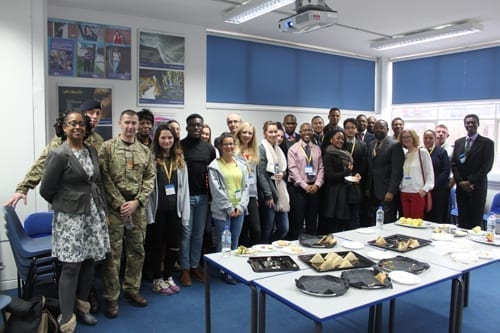 Science students inspired at unique employability event