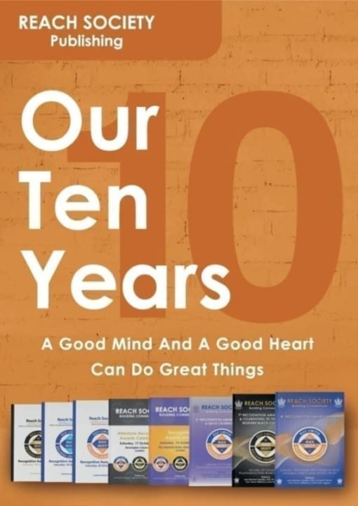 New Book - Our 10 Years