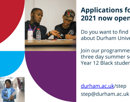 Durham University's STEP 2021