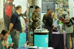 2012 Careers Conference - Interacting with the Professional men and Exhibitors