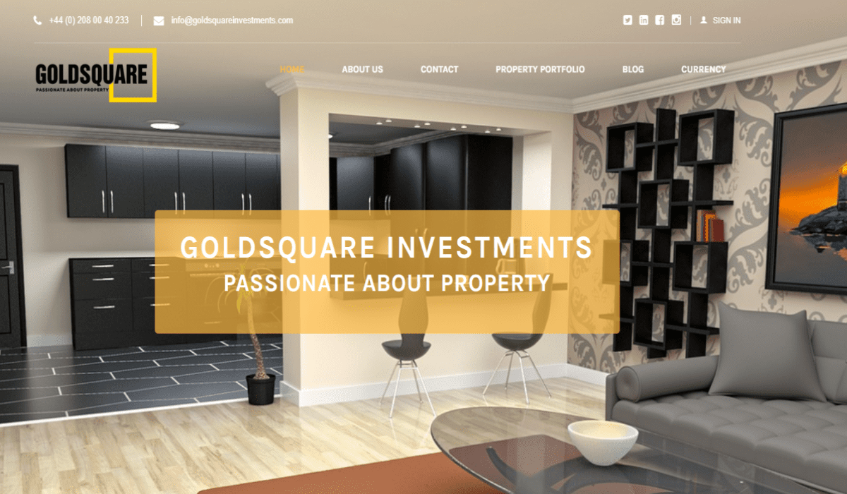 Goldsquare Investments
