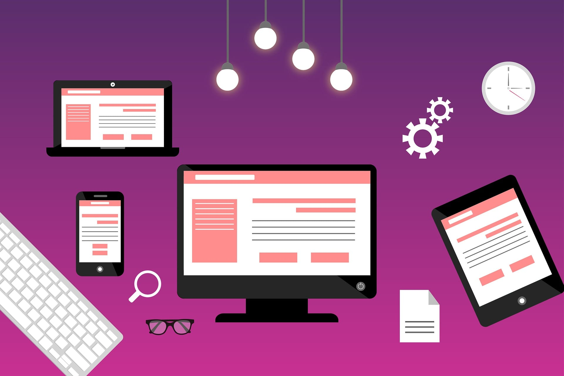 The importance of content for your website and how often to update it